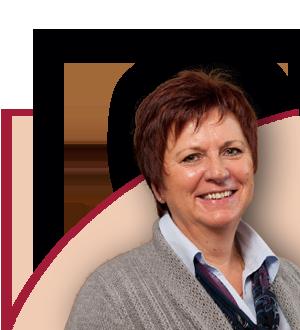 Portrait Pflegedienstleitung Maria Kiss