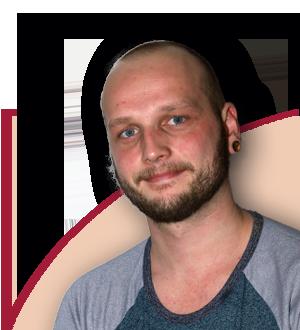 Portrait Pflegedienstleitung Lukas Pirker