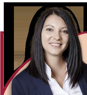 Portrait Pflegedienstleitung Marina Koschatzky
