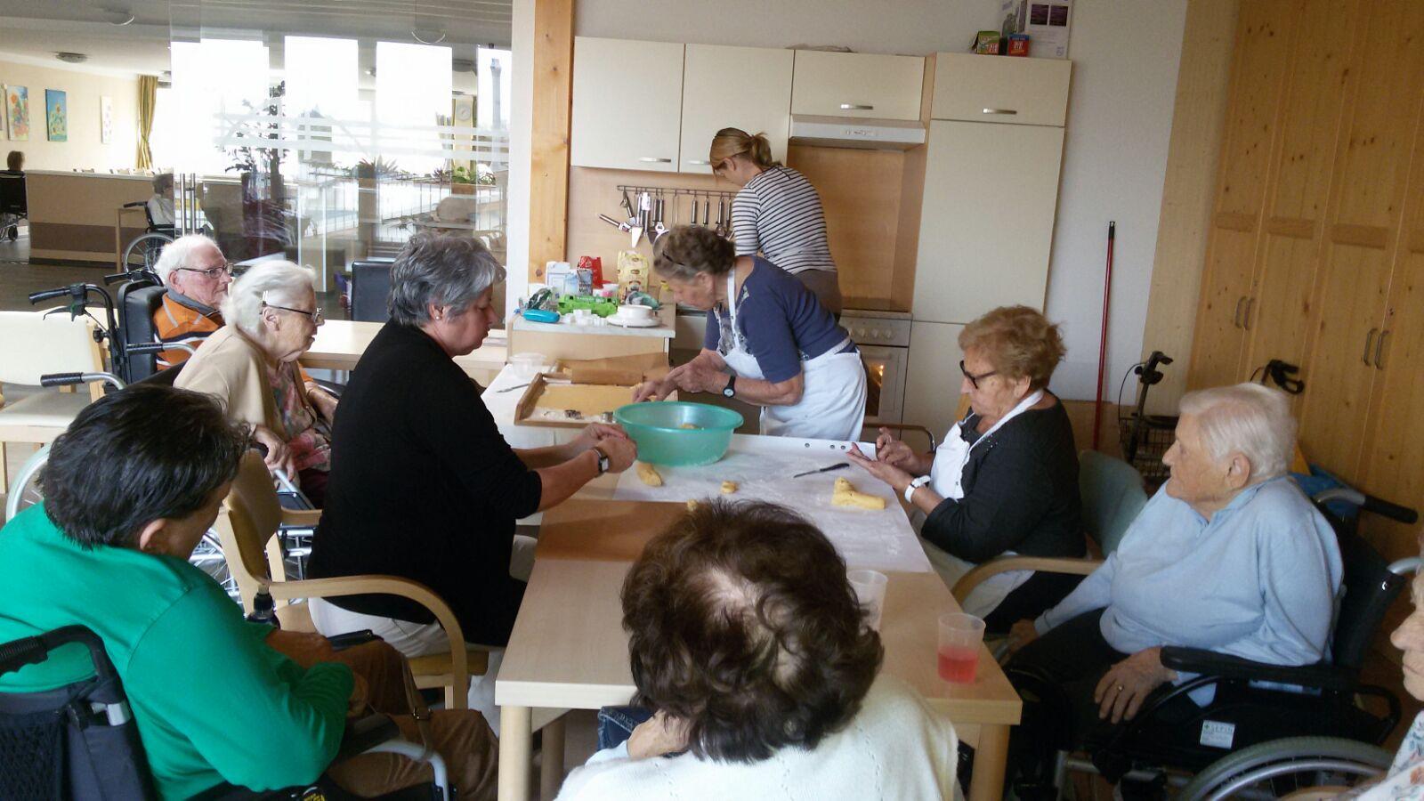Firmlings-Treffen mit dem AHA St. Johanner Hhe & Untere