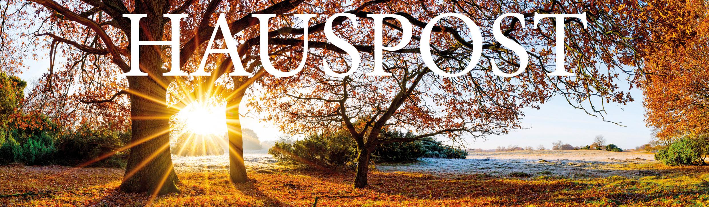 Hauspost Herbst