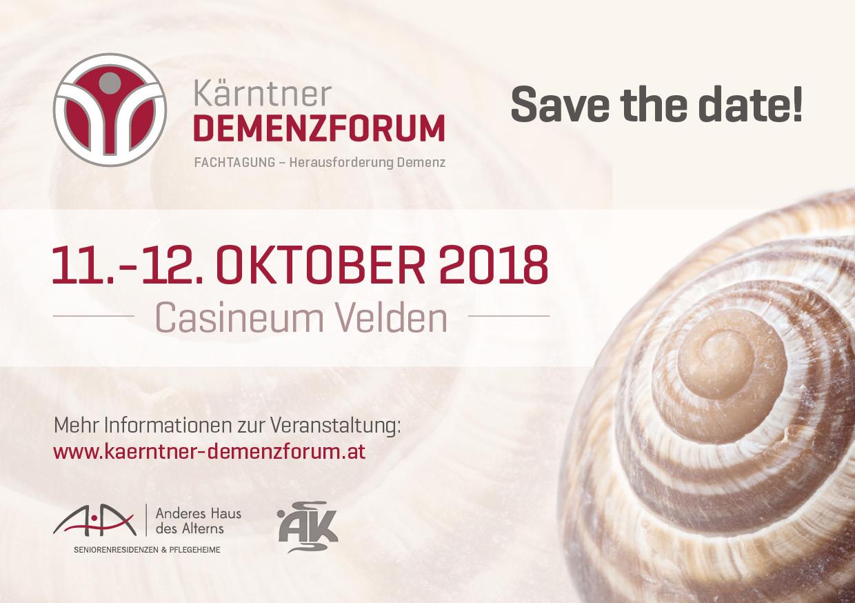 Kärntner Demenzforum 2018